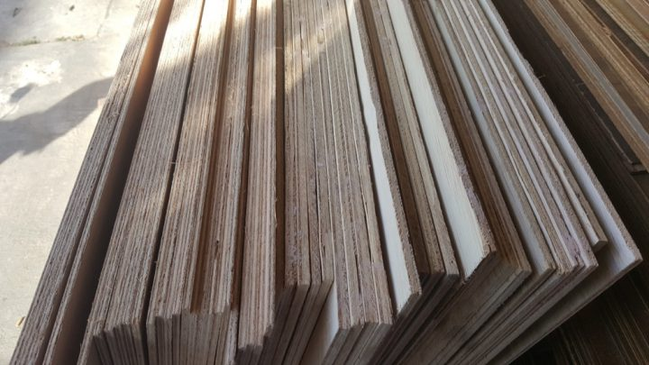 Plywood Raw Materials